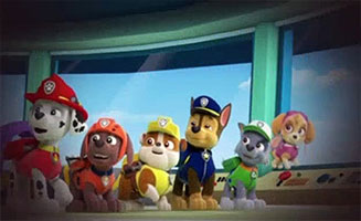 PAW Patrol S01E07 Pups Save the Circus - Pup a Doodle Do