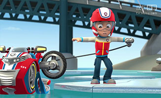 PAW Patrol S01E10 Pups and the Ghost Pirate