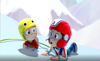 PAW Patrol S01E17 Pups Save a Pool Day - Circus Pup Formers