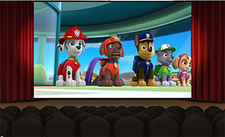 PAW Patrol S01E18 Pups Save the Easter Egg Hunt