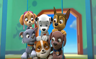 PAW Patrol S01E23 Pups and the Beanstalk-Pups Save the Turbots