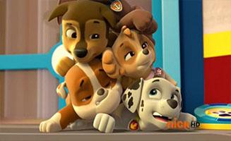 PAW Patrol S01E25 Pups Great Race-Pups Take the Cake