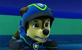 PAW Patrol S02E02 Pups Save the Space Alien - Pups Save a Flying Frog