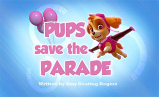 PAW Patrol S02E07 Pups Jungle Trouble-Pups Save a Herd