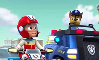 PAW Patrol S02E08 Pups and the Big Freeze-Pups Save a Basketball Game