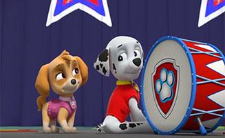PAW Patrol S02E10 Pups Save a Talent Show