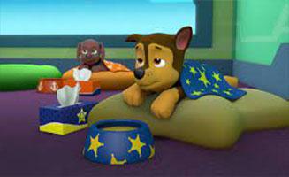 PAW Patrol S02E16 Pups Adventures in Babysitting