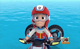 PAW Patrol S02E20 Pups Save the Mayors Race